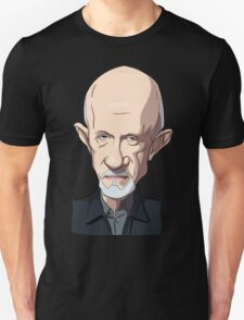 Mike Breaking bad caricature Unisex T-Shirt