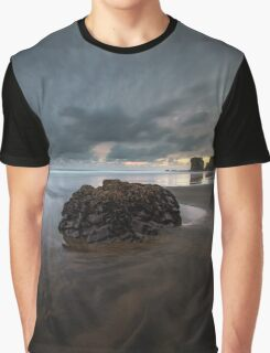Funky Clouds  Graphic T-Shirt