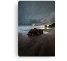 Funky Clouds  Canvas Print