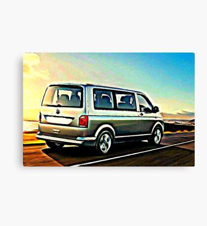 T6 Sunrise Canvas Print