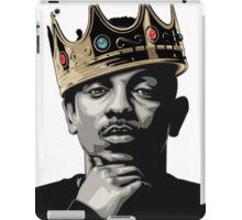 Kendrick Lamar [4K] [GOOD QUALITY] iPad Case/Skin