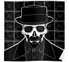 Heisenberg (Stack's Skull Sunday) Poster