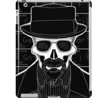 Heisenberg (Stack's Skull Sunday) iPad Case/Skin