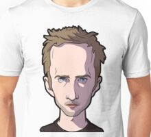 Jesse pinkman Breaking Bad Caricature Unisex T-Shirt