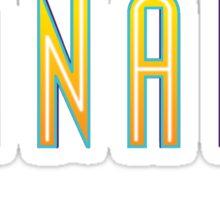 Xanadu Sticker