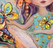My little fairy Pearlie Sticker