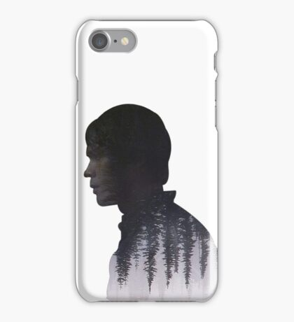 Bellamy - The 100 - Forest  iPhone Case/Skin