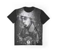Big L Illustration Graphic T-Shirt