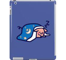 Cute Sleeping Pig iPad Case/Skin