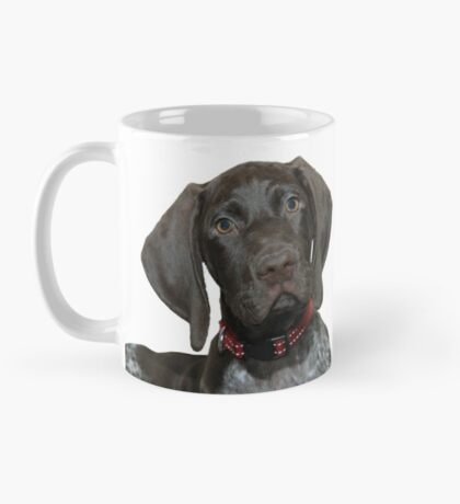 Glossy Grizzly German Shorthaired Pointer Mug