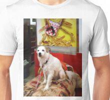 Dog At Carnival Unisex T-Shirt