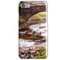 PackHorse Bridge Yockenthwaite iPhone Case/Skin