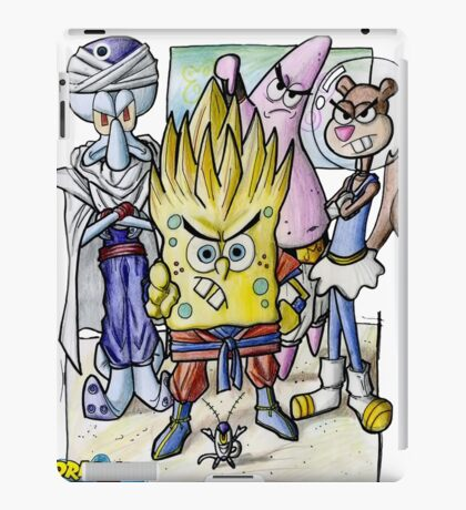 Dragonball Bob Z iPad Case/Skin
