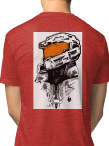 Hero of Halo Tri-blend T-Shirt