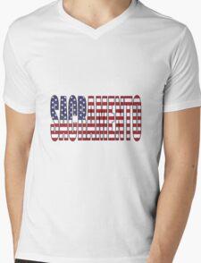 Sacramento. Mens V-Neck T-Shirt