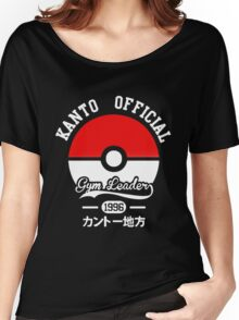Pokeball Pokemon Women's Relaxed Fit T-Shirt