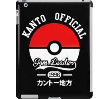 Pokeball Pokemon iPad Case/Skin