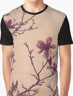 Tree Blossoms 3 Graphic T-Shirt