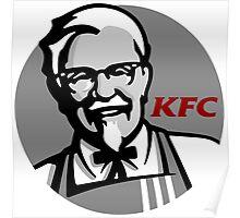 Kfc - Kentucky Fried Chicken Poster