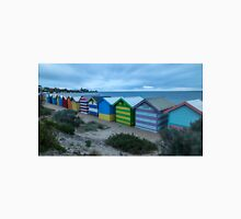 Brighton Beach Boxes in long exposure form Unisex T-Shirt