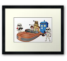 This IS the Droid You're Looking For Framed Print