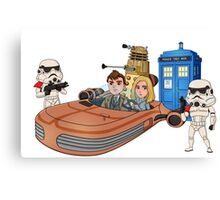 This IS the Droid You're Looking For Canvas Print