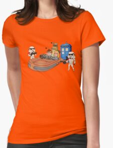 This IS the Droid You're Looking For Womens Fitted T-Shirt