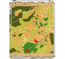 Lamego Map iPad Case/Skin