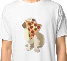 Pizza Pupperoni Classic T-Shirt