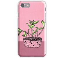 Wonky Flora 2 iPhone Case/Skin