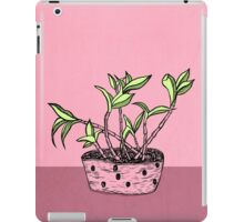 Wonky Flora 2 iPad Case/Skin