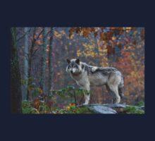 Timber Wolf Kids Tee