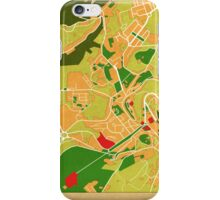 Lamego Map (version2) iPhone Case/Skin