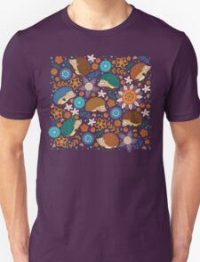 Little hedgehogs Unisex T-Shirt