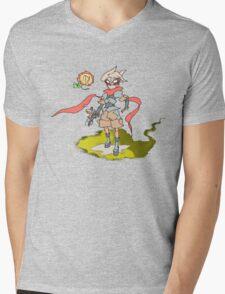 Boktai Django Mens V-Neck T-Shirt
