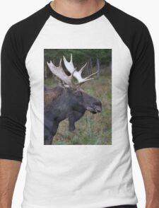 Canadian Moose Men's Baseball ¾ T-Shirt