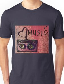 Old music Unisex T-Shirt