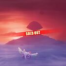 Flying to Pure land (SOLD OUT (50/50) by orioto