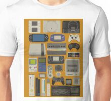 The console story Unisex T-Shirt