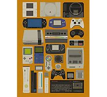 The console story Photographic Print
