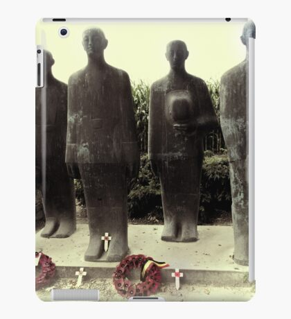 Langemark Memorial iPad Case/Skin