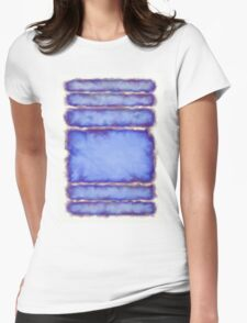 Blue crush Womens Fitted T-Shirt