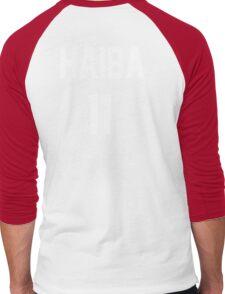 Haikyuu!! Jersey Lev Number 11 (Nekoma) Men's Baseball ¾ T-Shirt