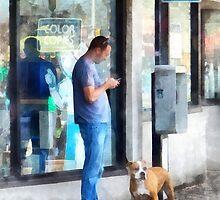 Pay Phone by Susan Savad