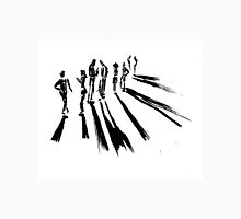 People in shadow Unisex T-Shirt