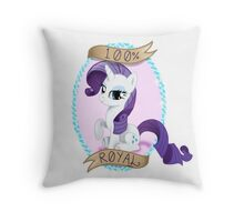 Royal Rarity Throw Pillow
