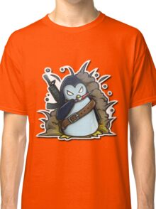 War penguin Classic T-Shirt