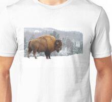 Buffalo in Winter T-Shirt