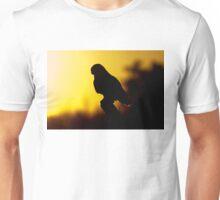 Night Owl - Snowy Owl Unisex T-Shirt
