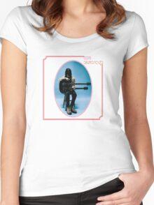 Boris- Akuma No Uta Women's Fitted Scoop T-Shirt